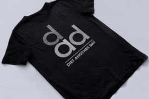 Branding Agency Manchester | Tim Marner | Diet Another Day Tees