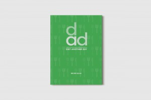 Branding Agency Manchester | Tim Marner | Diet Another Day | Recipe Book
