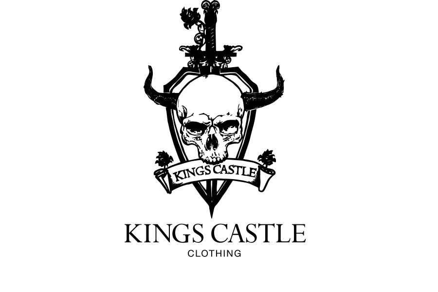 Branding Agency Manchester | Tim Marner | Kings Castle Clothing Logo