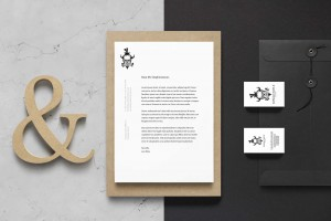 Branding Agency Manchester | Tim Marner | Kings Castle Clothing Stationary
