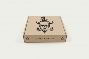 Branding Agency Manchester | Tim Marner | Kings Castle Clothing Box