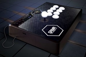 Creative Agency Bolton | Tim Marner | Gamer Network Arcade Stick
