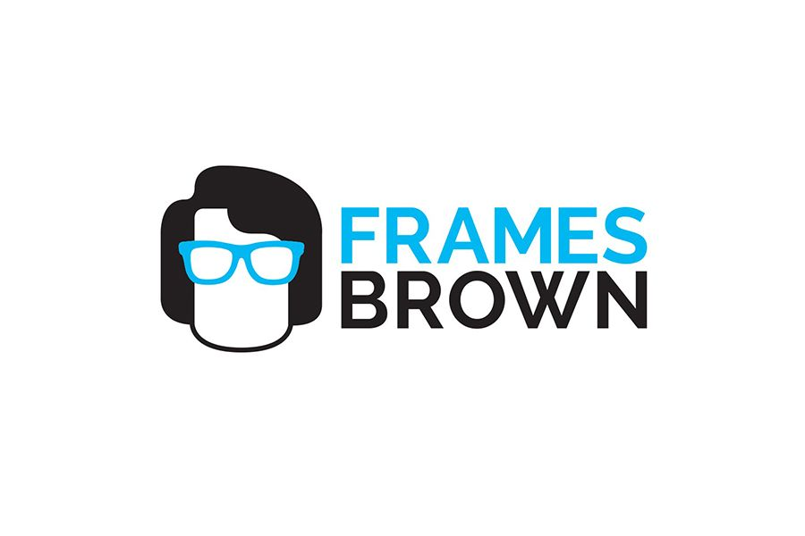Frames Brown Logo