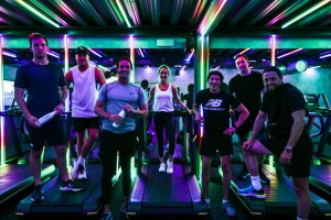 CPASE Health Club Inferno Class
