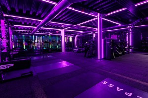 CPASE Health Club Weights Area