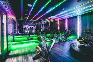 CPASE Health Club Spinning Studio